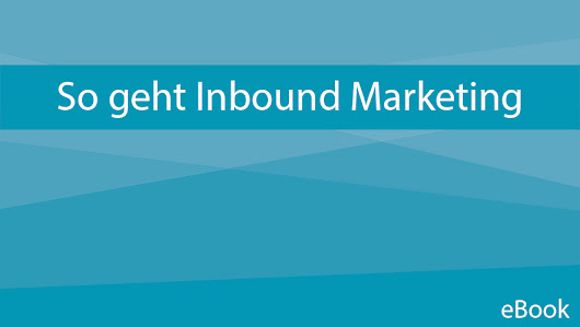 Inbound Marketing e-book | ONMA