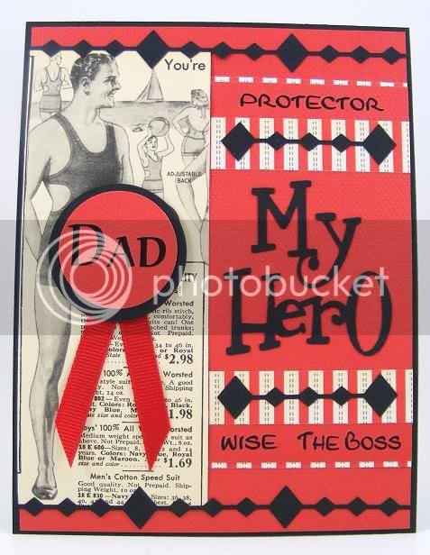My Hero Card