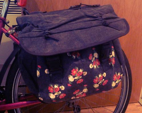 Basil katarina pannier bag