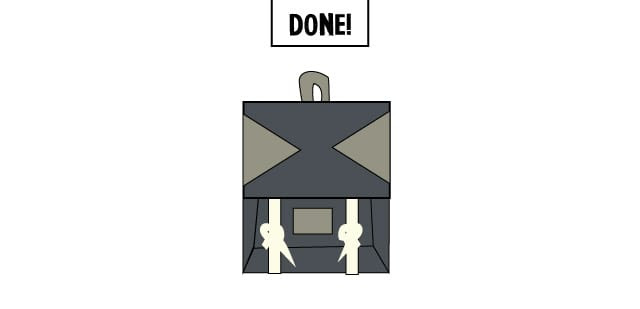 flight knapsack by see kate sew