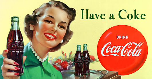 Your Coke Bottle Is About To Change -- Inspired By This Vintage Image