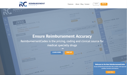 The New ReimbursementCodes website is coming very soon!