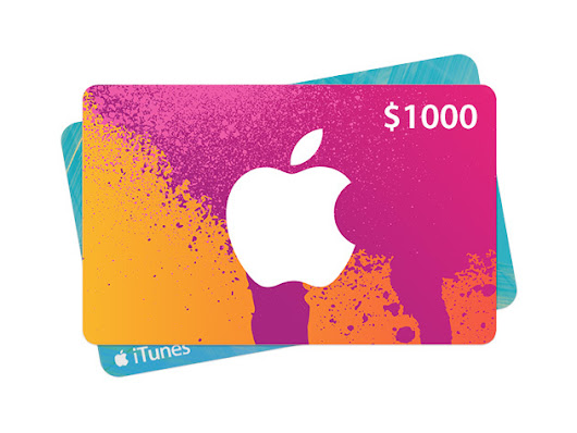 Movies...Games...Shows...Books...How Would You Spend a Free iTunes Shopping Spree?!