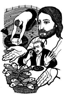 Evangelio según san Mateo (13,44-52), del domingo, 30 de julio de 2017