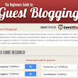 The Beginner's Guide to Guest Blogging [INFOGRAPHIC]