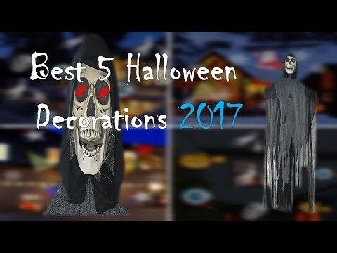 Best 5 Halloween Decoration