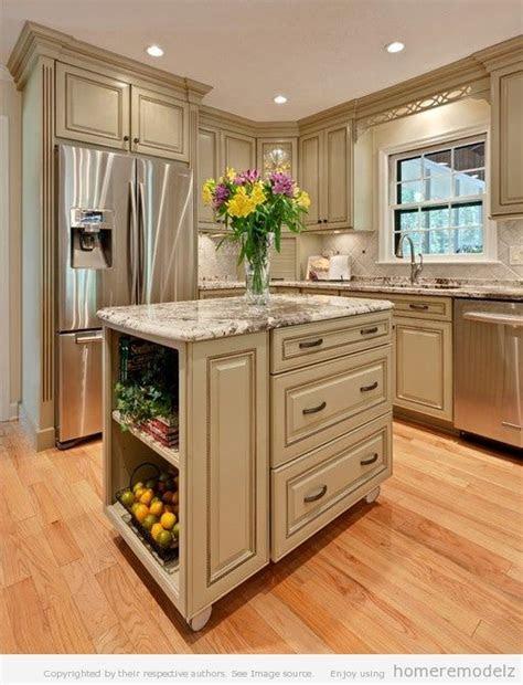 ideas  small kitchen  island