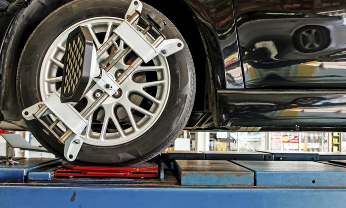 Wheel Alignment Package Car X Groupon