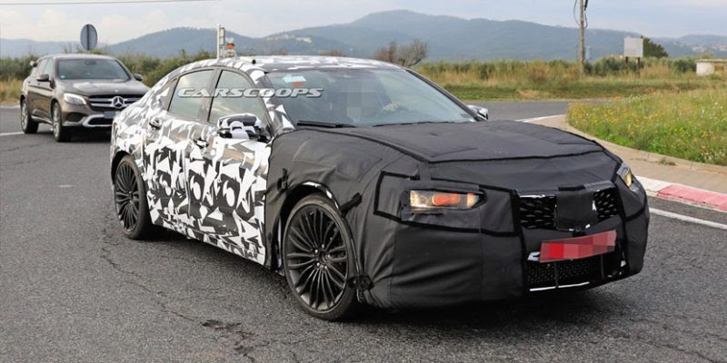 spied 2020 acura tlx type s – acura connected
