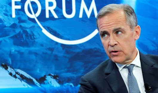 Brexit WARNING: Mark Carney claims British businesses UNPREPARED for no-deal – Davos 2019