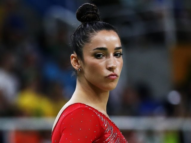 Image result for Aly Raisman Sexually Abused by Team Doctor