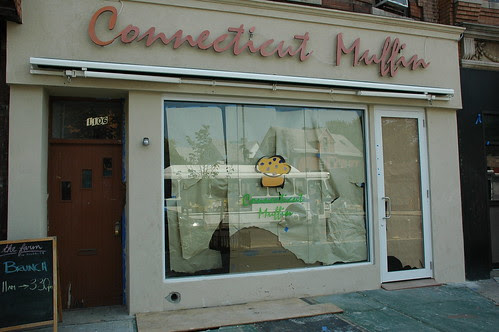 Connecticut Muffin, 1106 Cortelyou Road