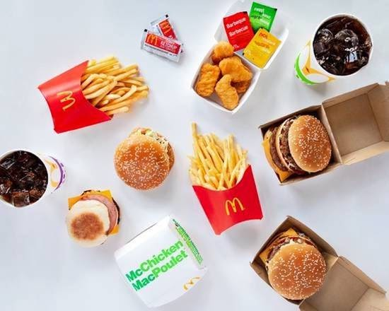 Fast Food Delivery Places Open Near Me