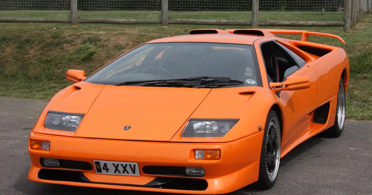 Lamborghini Diablo Nomana Bakes