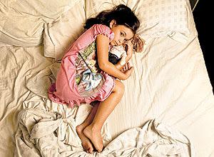Crianças que têm pesadelos recorrentes