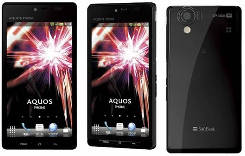 AQUOS PHONE 102H