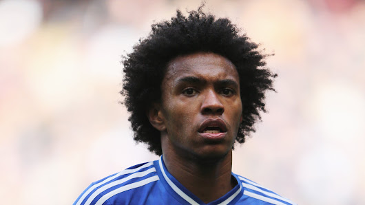 Willian tempts fate ahead of crucial Spurs clash