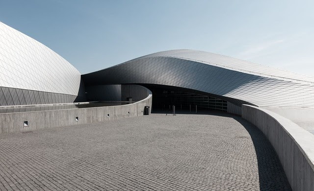 3XN.  Blue planet aquarium #2