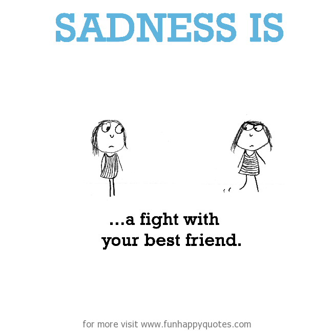 Fresh Sad Quotes For Best Friend