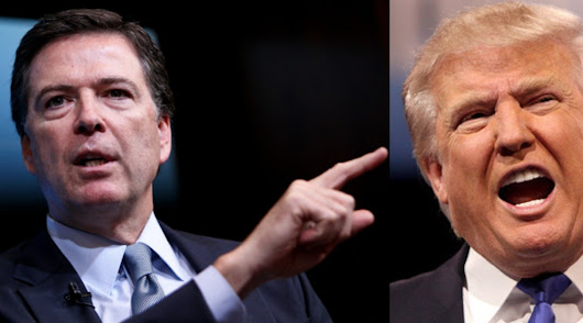 James Comey failed to disclose that FBI was planning to hire author of MI6 Trump-Russia dossier - Palmer Report
