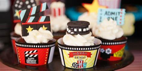 Kara's Party Ideas Movie Themed Birthday Party