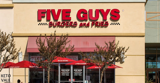 Five Guys Low Carb Options: What to Eat and Avoid | Keto Vale