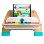 Baby Einstein Magic Touch Piano Wooden Musical Toy Toddler Toy, Ages 6 months and up - Unlimited Cellular
