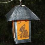 Side 4 - Lantern in daylight