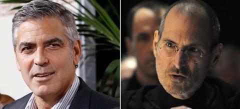 Sony quiere que sea George Clooney quien haga el papel de Steve Jobs en su biopic