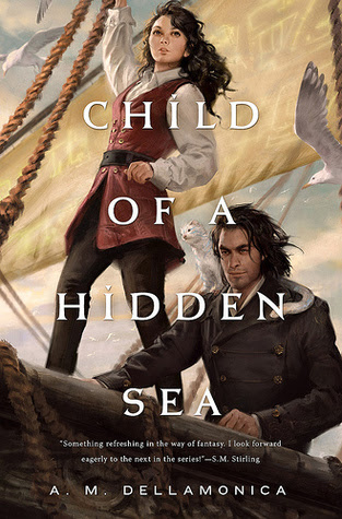 Child of a Hidden Sea (Hidden Sea Tales, #1)