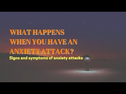 What Happens When You Have An Anxiety Attack