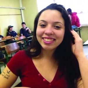 A jovem Jéssica Maiara Garcia, 17, foi atropelada e morta por um tio em Santa Catarina