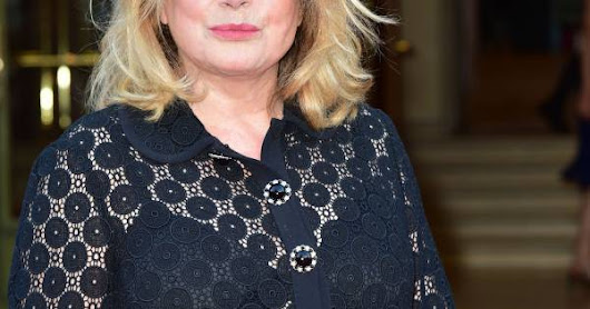 Catherine Deneuve, l'interview punk : Drogue, rap, hypnose...
