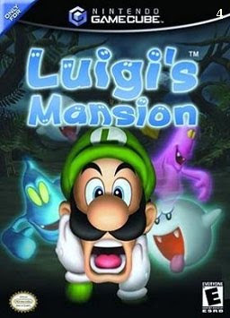 image of Luigi's Mansion game