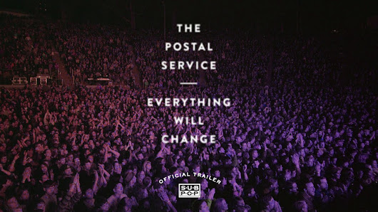 Postal Service Documentary Coming Soon