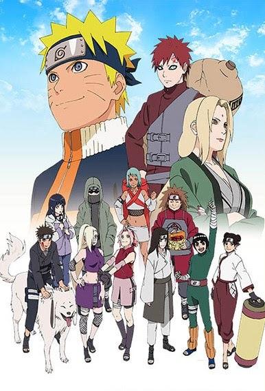 Naruto Shippuden : Nouvel Arc