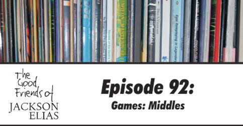 Episode 92 - The Good Friends get stuck in the middle - Blasphemous Tomes