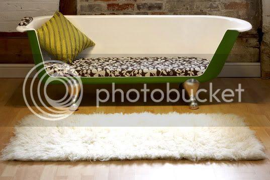 bathtub claw tub sofa couch