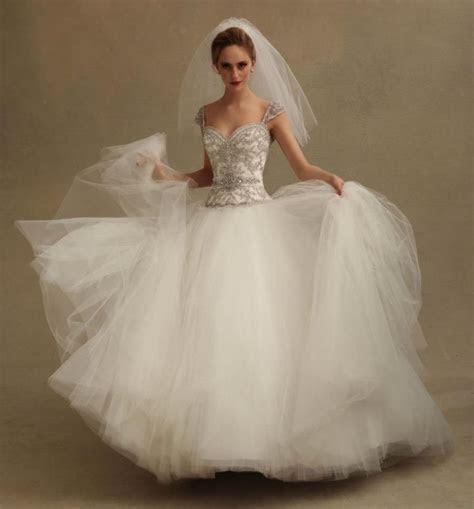 Eve of Milady Wedding Dresses with Vintage Glam