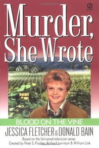 Blood on the Vine by Donald Bain