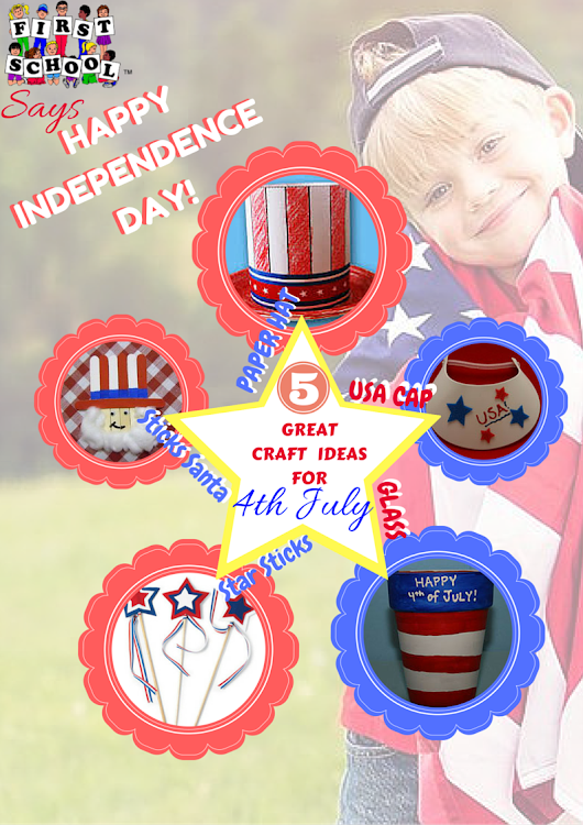 Independence Day: Teach Your Kids the True Value of 4th July (Info-graphic) |