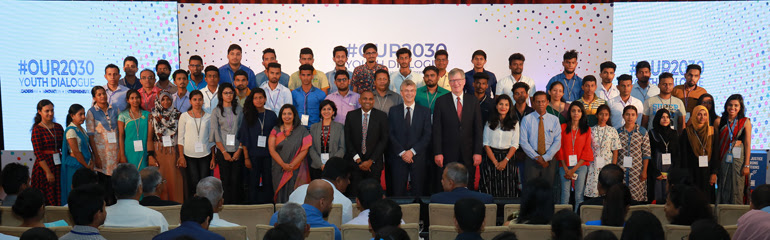70 young Technopreneurs recognized at '#Our2030: Youth Dialogue'