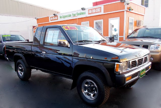 Used 1995 Nissan Pickup XE King Cab 4WD for Sale in Glen Burnie MD 21061 Guaranteed Auto Sales