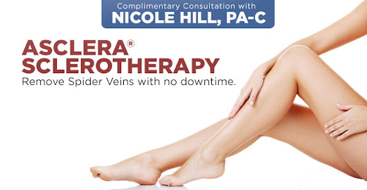 Complimentary Consultation for Sclerotherapy! - Orlando FL - The Institute of Aesthetic Surgery