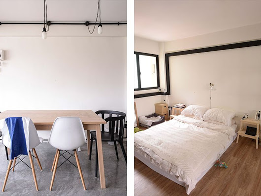 House Tour: Cody and Rae's Bright and Airy Apartment