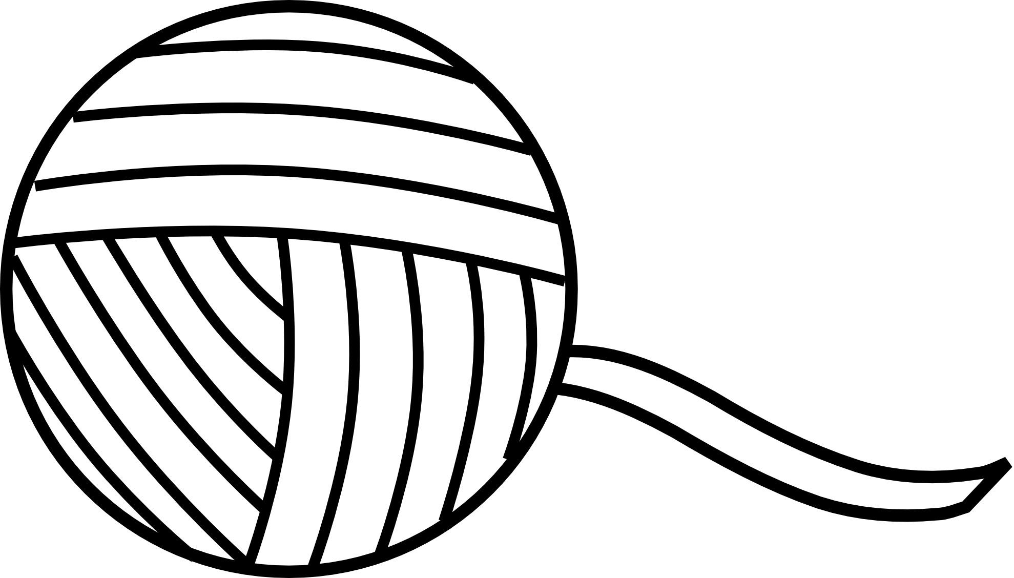 Yarn Coloring Page at GetColorings.com | Free printable ...