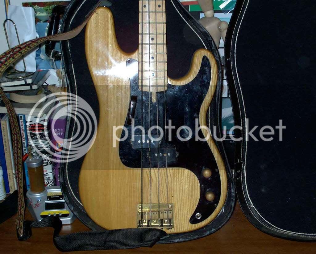 harmony bass body