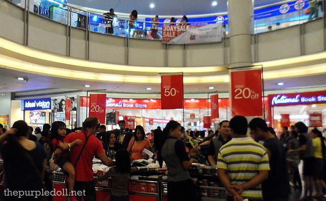 SM Manila Sale Ground Floor