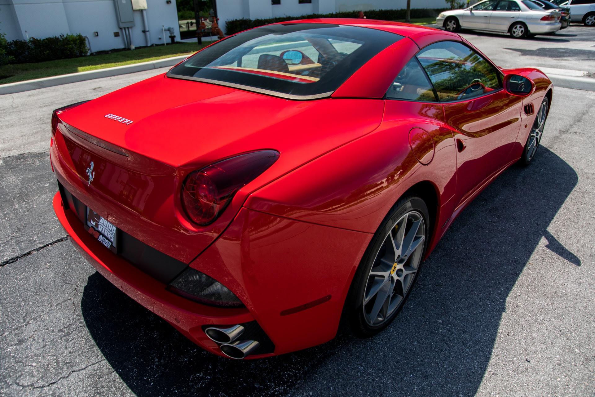 Used 2013 Ferrari California For Sale ($114,900) | Marino ...