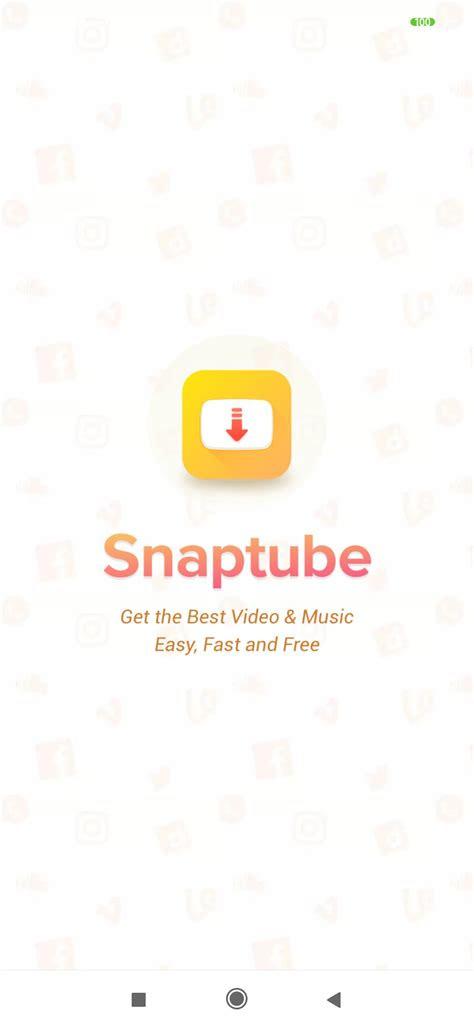 snaptube  descargar  android apk gratis